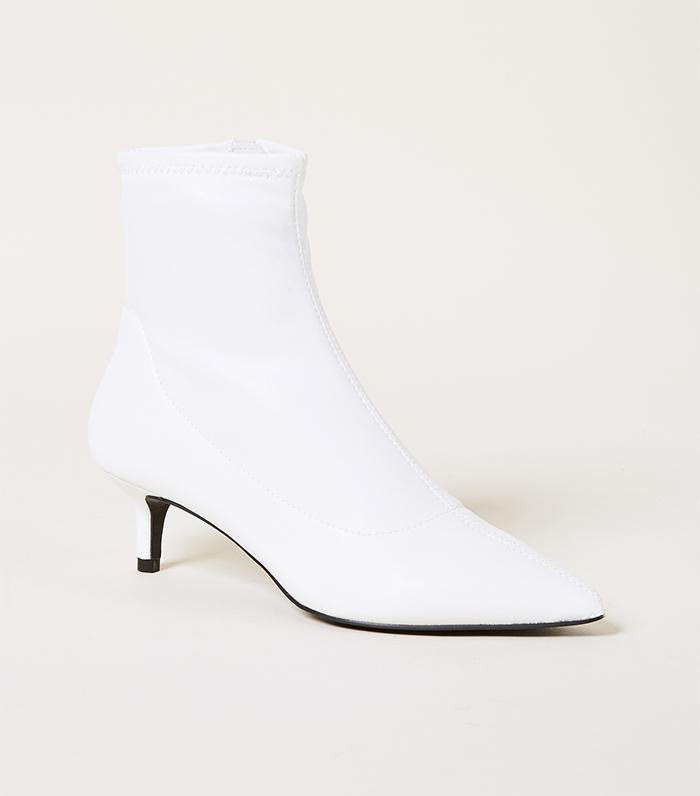 83a029d6716 Pinterest · Shop · Free People Marilyn Kitten Heels ( 128)