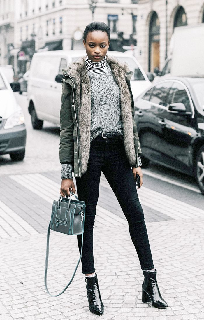 c67e60d6d50 The New Ways to Wear Ankle Boots With Skinny Jeans | Who What Wear