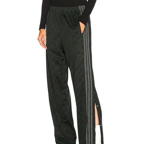Jacquard Track Pants
