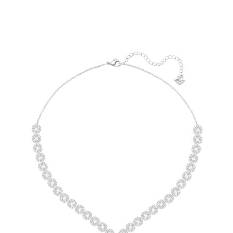 Angelic Square Necklace