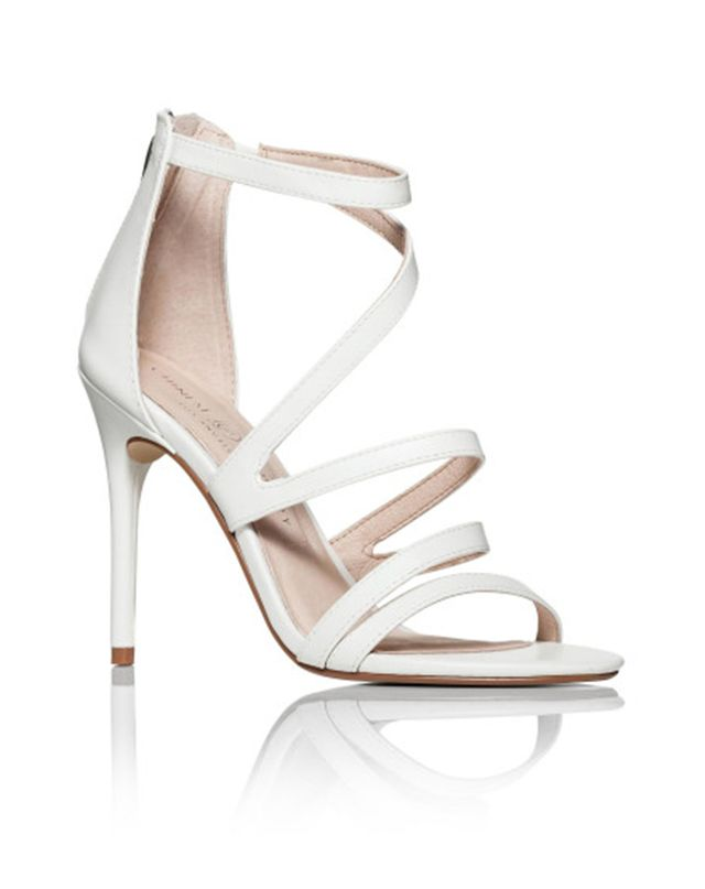 Chinese Laundry Lalli Mid Heel Strappy Sandal