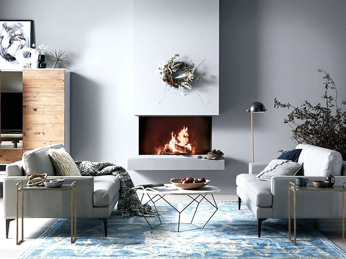 cozy fall décor mydomaine