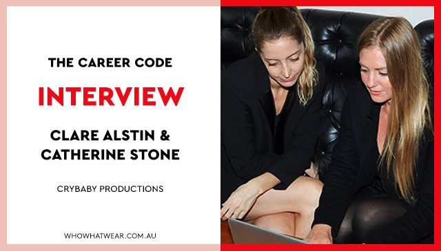 Clare Alstin and Catherine Stone CryBaby Productions