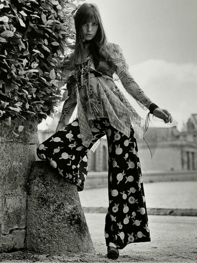 '60s Fashion: Palazzo trousers were all the rage in the '60s