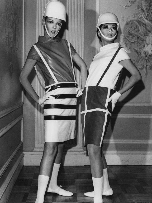 '60s Fashion: Futuristic style was a huge hit in the '60s
