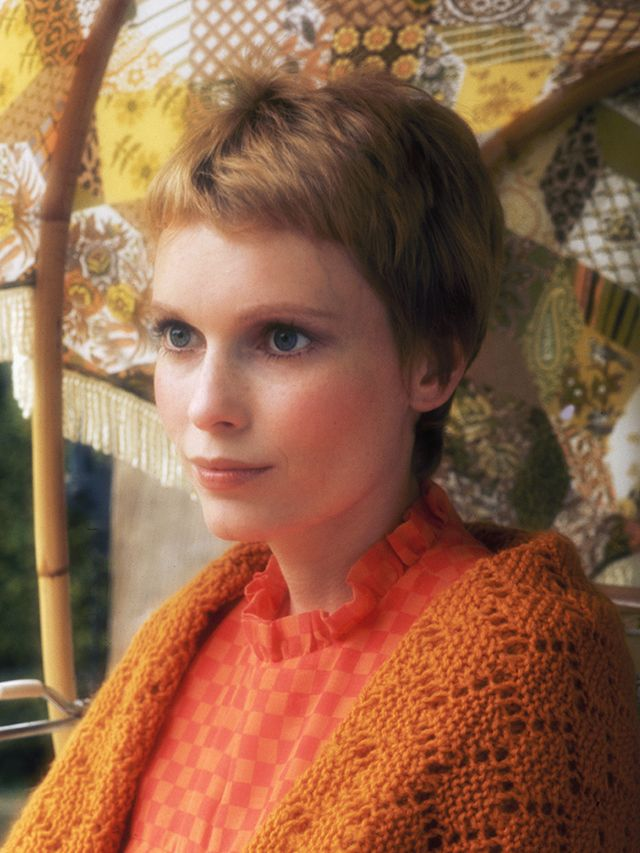 '60s fashion: Orange and brown was the color combo most favored in the '60s