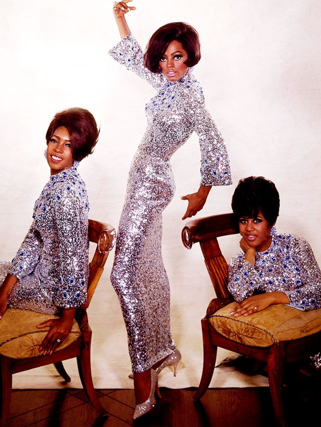 '60s fashion: Fashion's love affair with sequins started here