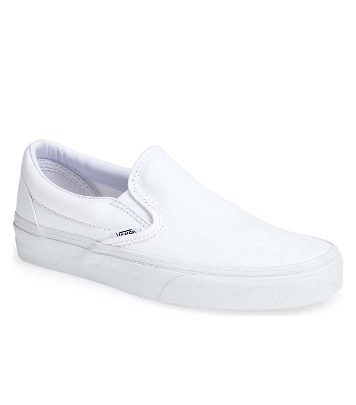 a0f189ab49a Vans Authentic in True White ( 50) · Pinterest
