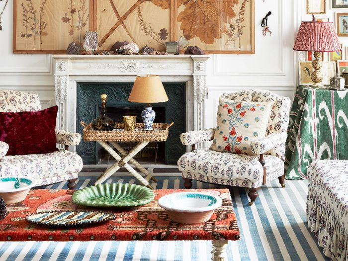 Chic Bohemian Interieur : Is this trend the new boho chic? all signs point to yes mydomaine