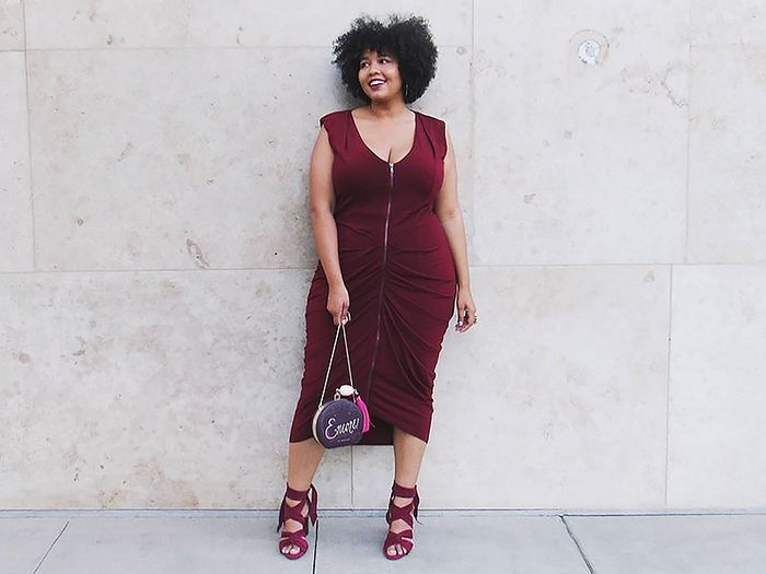 18 Plus-Size Holiday Dresses That Are Too Good to Pass Up | Who What ...