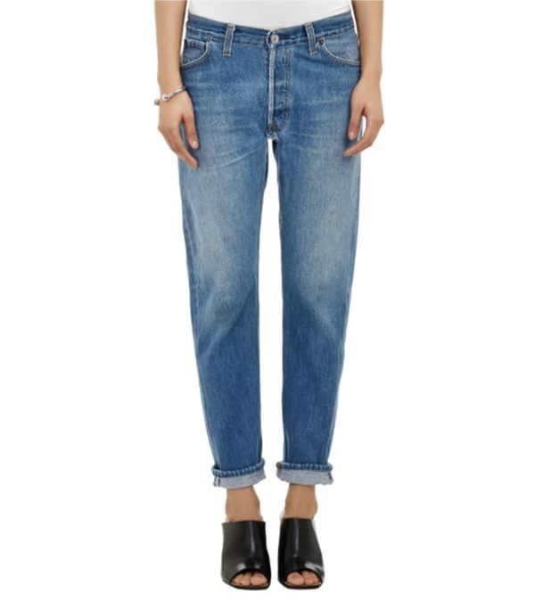 Women's Relaxed Straight Levi's® Jeans