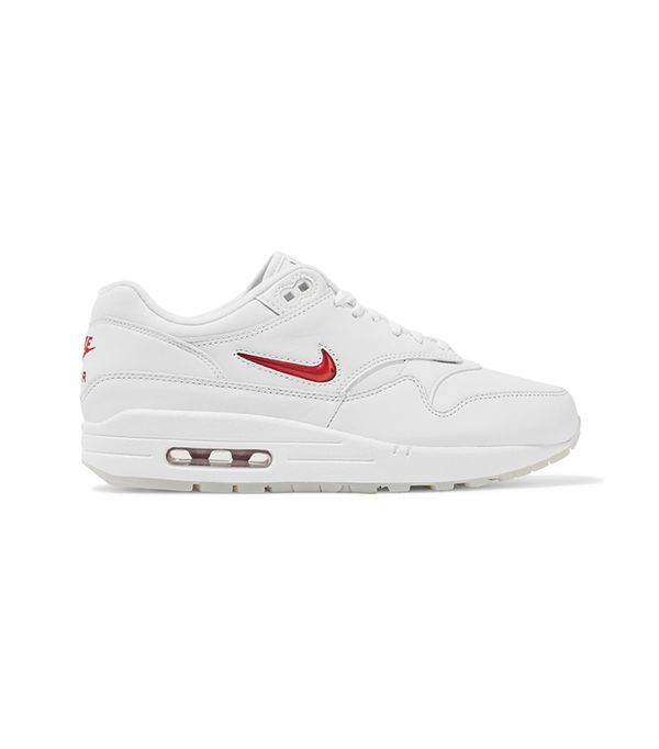 Air Max 1 Jewel Leather Sneakers