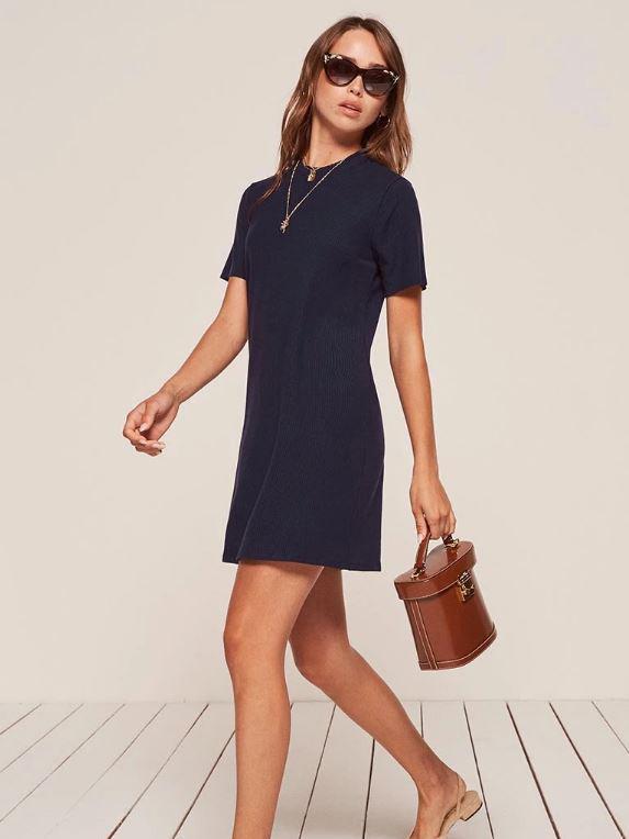Reformation Dame Dress Summer Trends