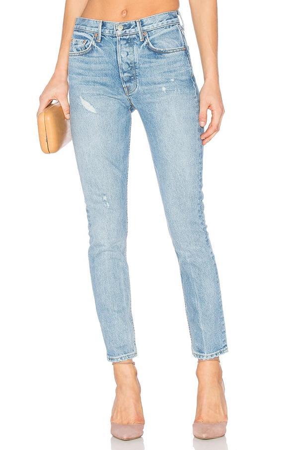Karolina Customizable High-Rise Skinny Jean