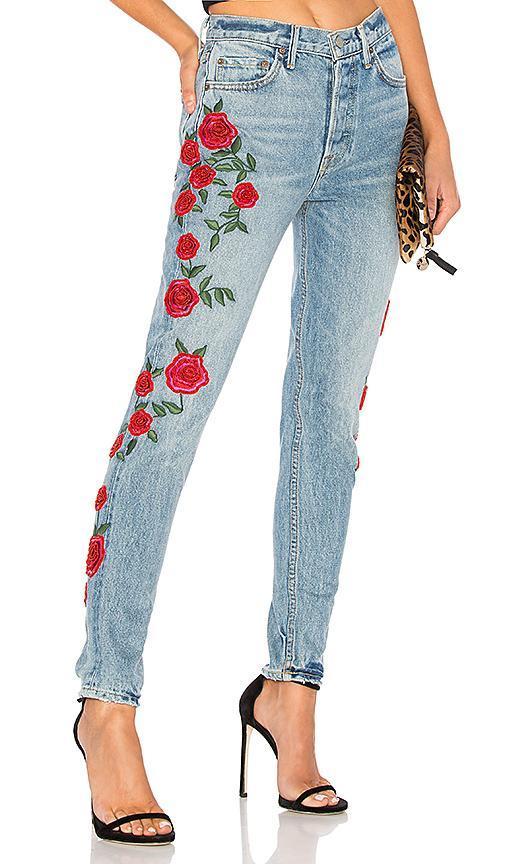 Karolina High-Rise Skinny Jean. - size 27 (also in 26,23,24,25,28,29,30)