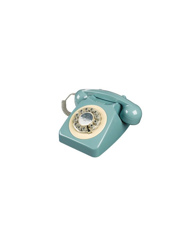 Wild and Wolf French Blue Phone