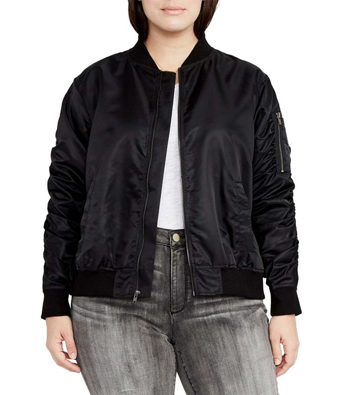Cute Bomber Jackets To Add To Your Winter Wardrobe Who