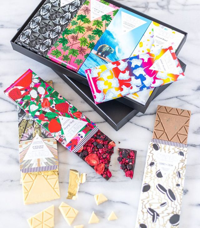 Compartes Premium 8 Bar Gift Set
