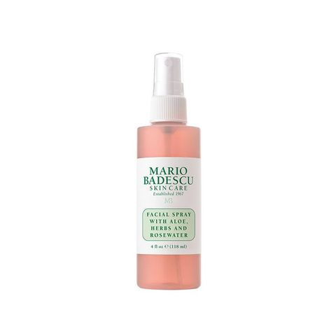 Facial Spray With Aloe, Herb, and Rosewater