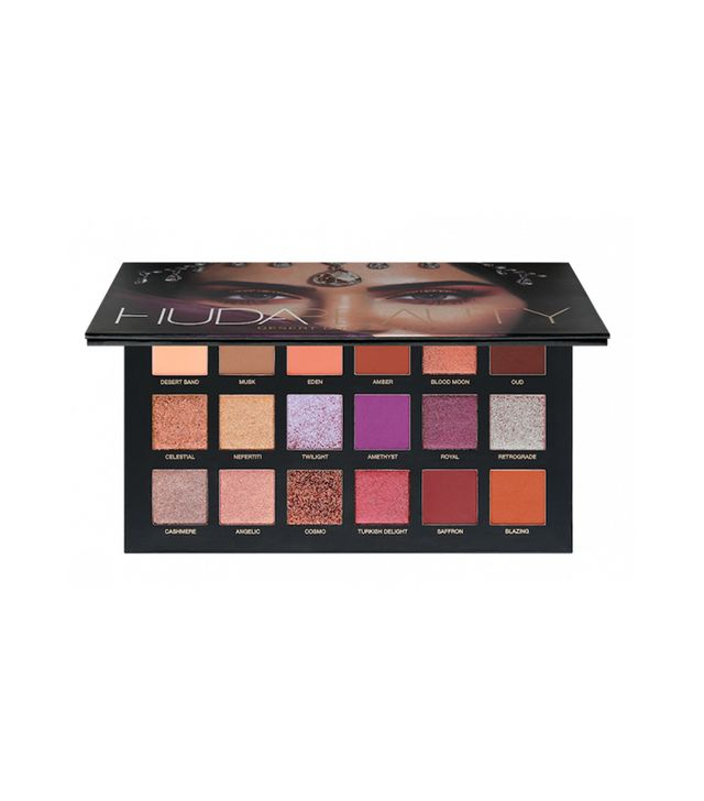 Huda Beauty Desert Dusk Eyeshadow Palette -  how to get more likes