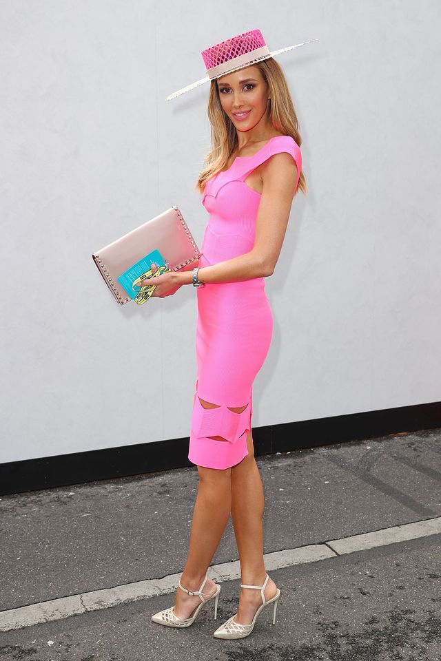 <p><strong>WHO:</strong> Rebecca Judd</p>