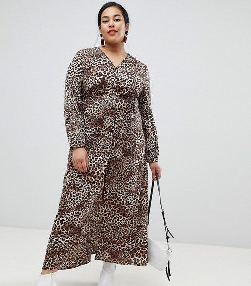 Glamorous Maxi Tea Dress