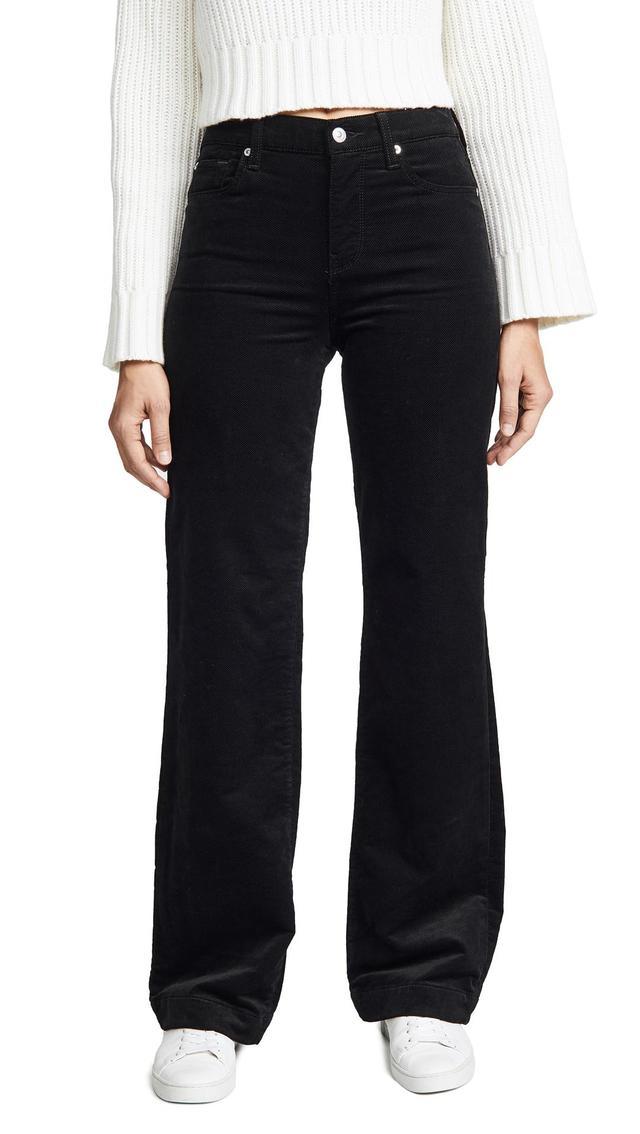 Alexa Corduroy Trousers