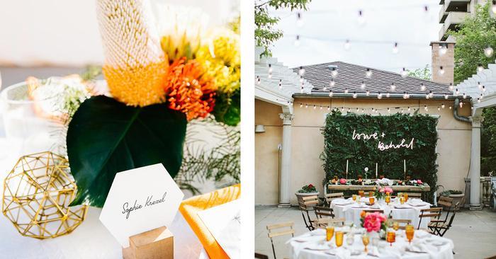 Wedding Food Ideas Get Creative I Do Knot: Unique Wedding Reception Ideas
