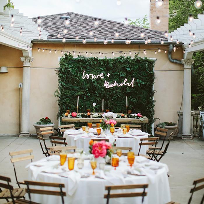 Unique Wedding Reception Ideas Mydomaine