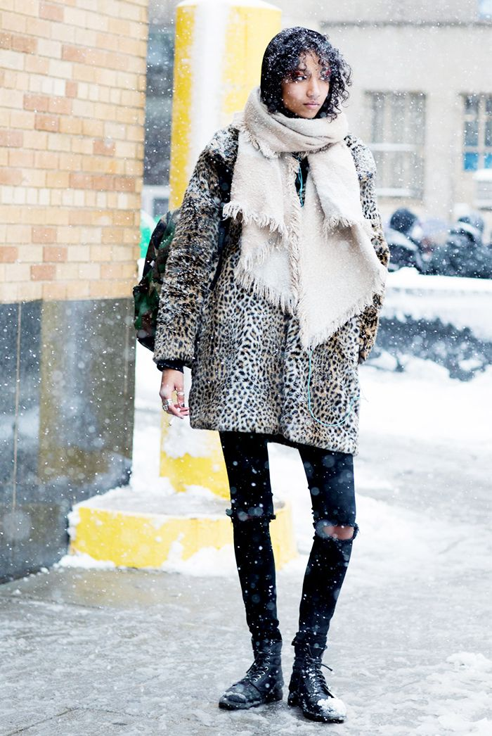 20 Cute Cold-Weather Outfits