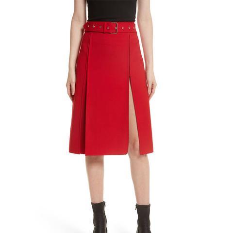 Suiting Kilt Skirt