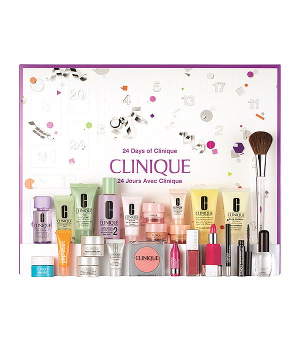Beauty Advent Calendars: Clinique 24 Days of Clinique Advent Calendar