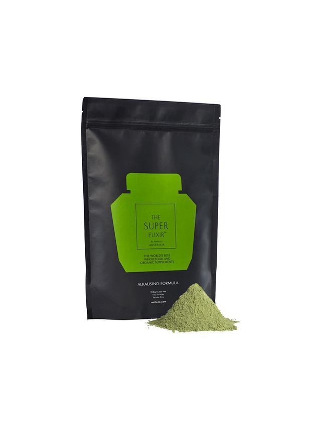 Welleco The Super Elixir Alkalising Greens Formula