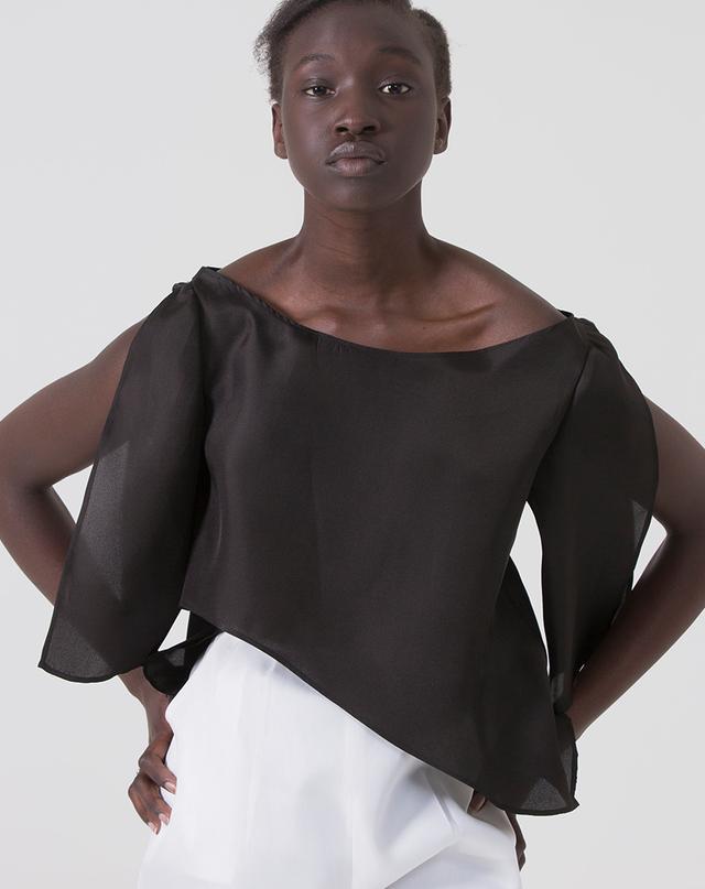 Millicent Elizabeth Gamma Silk Top