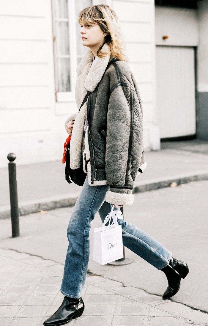 How To Wear Ankle Boots With Skinny Jeans Who What Wear Uk