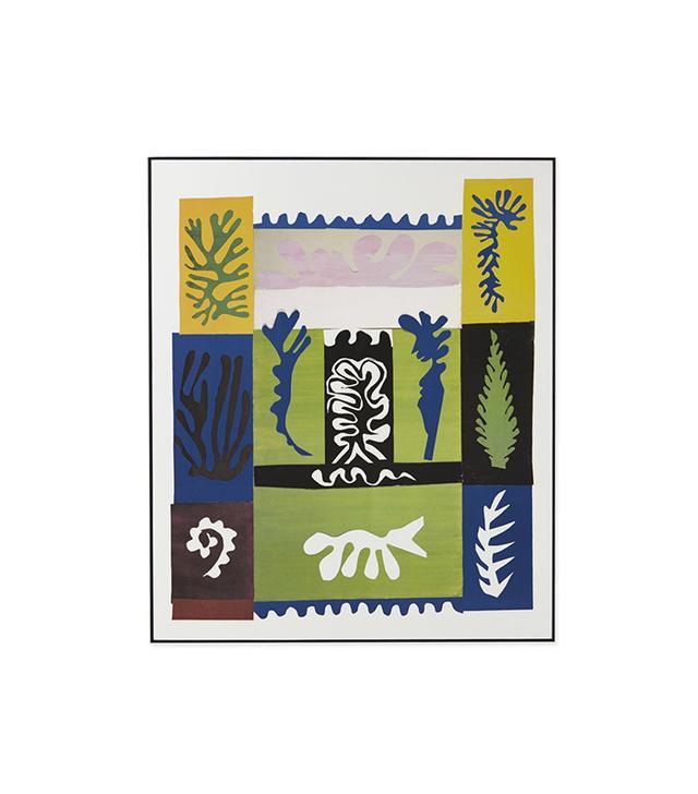 MoMA Matisse Framed Print