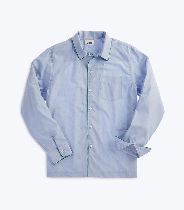 Sleepy Jones Henry Pajama Shirt