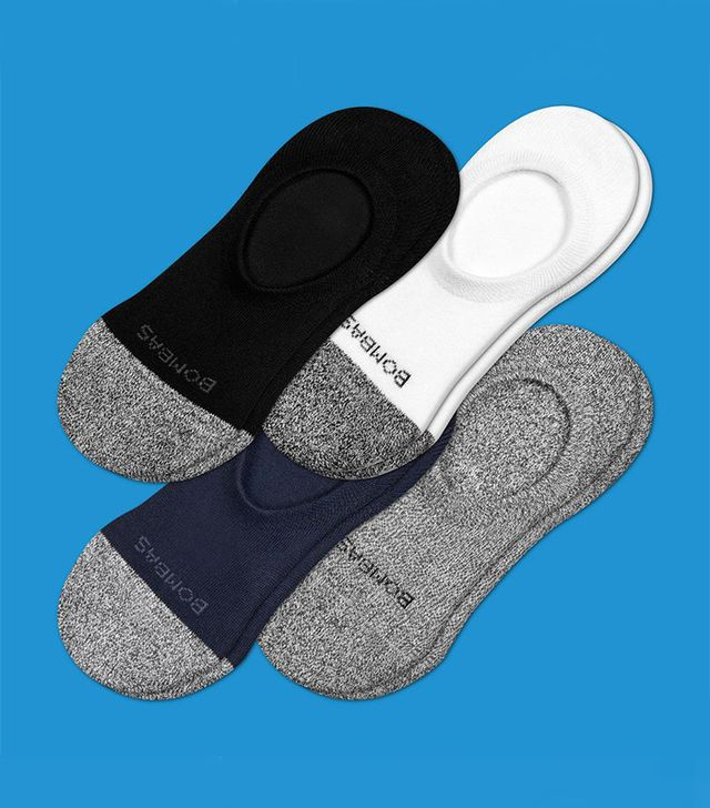 Bombas Cushioned No Shows Four-Pack
