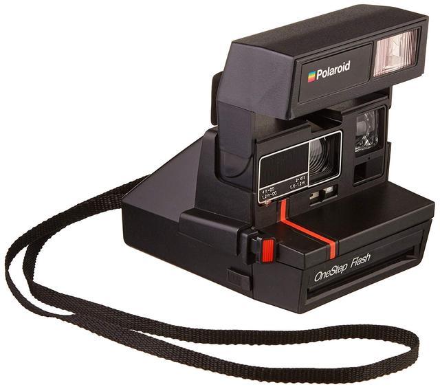 Impossible Polaroid 600 Camera