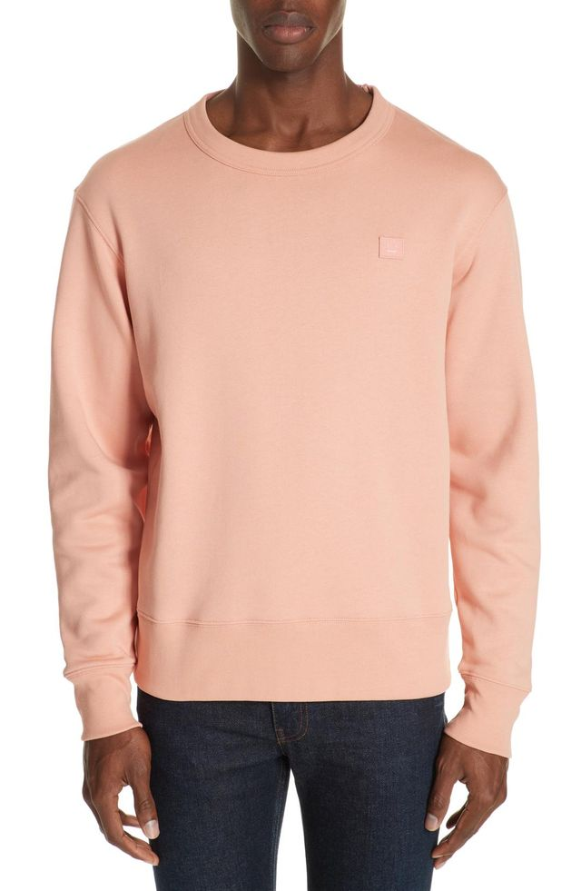 Fairview Face Crewneck Sweatshirt