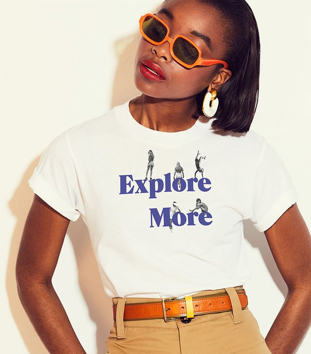Monogram Explore More Classic Fit Tee