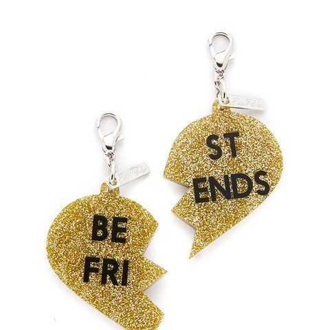 Best Friend Charms