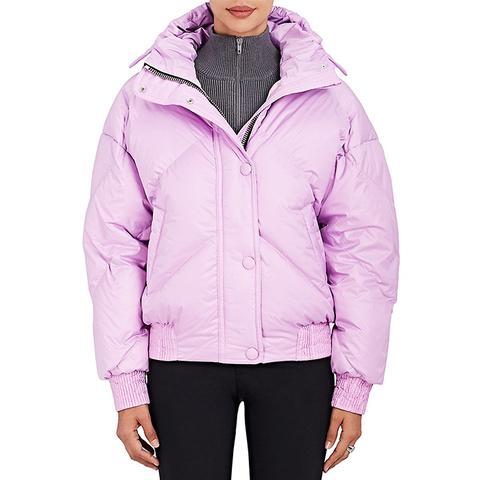 Dunlop Tech-Fabric Oversized Jacket