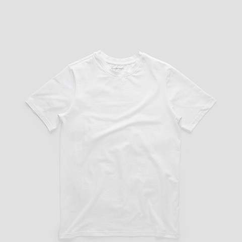 White Female Tee