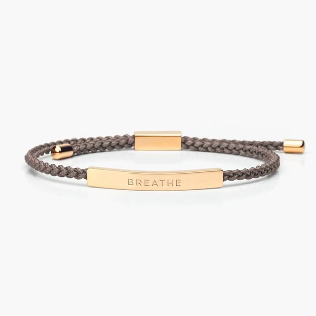 The Mindful Company Breathe Reminder Braid
