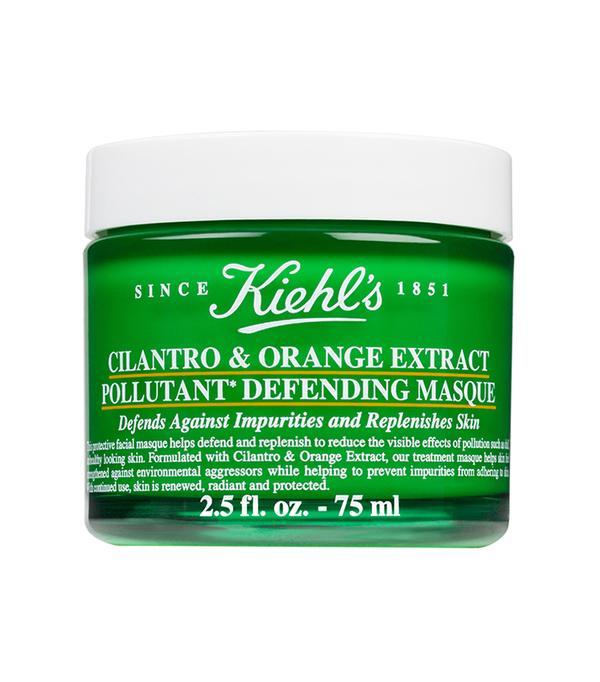 1851 Cilantro & Orange Extract Pollutant Defending Mask 3.4 oz/ 100 mL