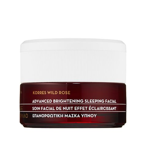 Wild Rose + Vitamin C Advanced Brightening Sleeping Facial