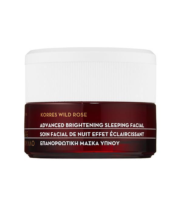Wild Rose + Vitamin C Advanced Brightening Sleeping Facial 1.35 oz