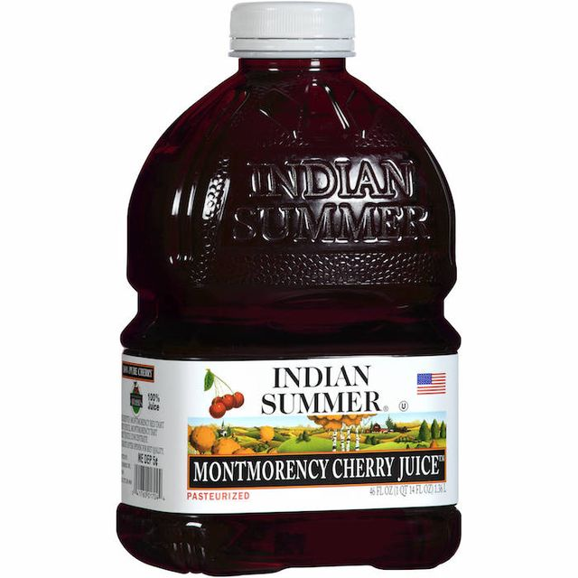 Indian Summer Montmorency Cherry Juice, 8 Pack