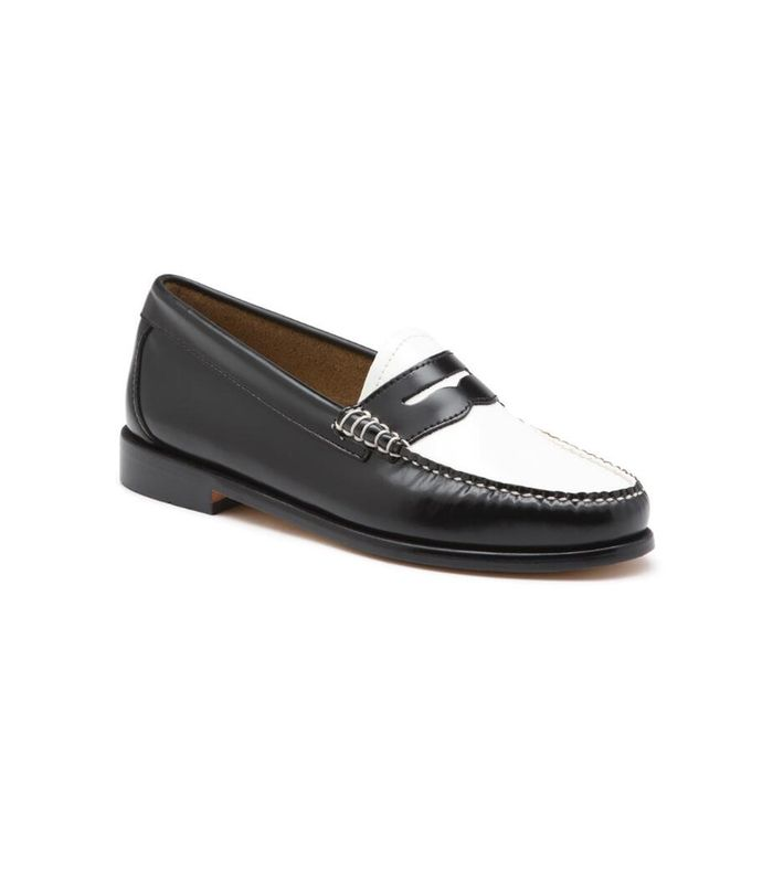 1c0dccf08b5 Pinterest · Shop · G.H. Bass   Co. Whitney Weejuns - Black and White ...